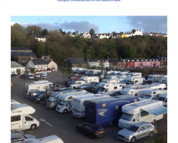 2019 REPORT TOBERMORY VEHICLE MANAGEMENT PROBLEMS