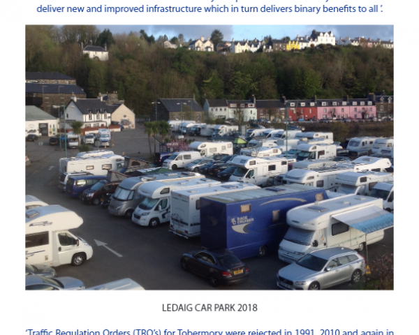 2019 REPORT TOBERMORY VEHICLE MANAGEMENT SOLUTIONS